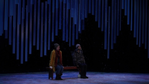 """Thumbnail for entry OSU Theatre Presents """"Almost, Maine"""""""