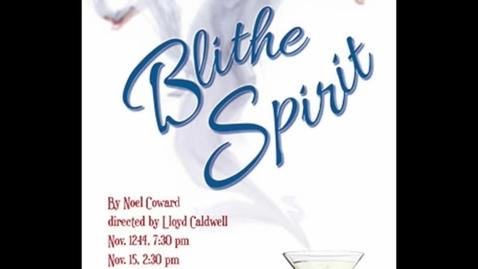 Thumbnail for entry Blithe Spirit Preview