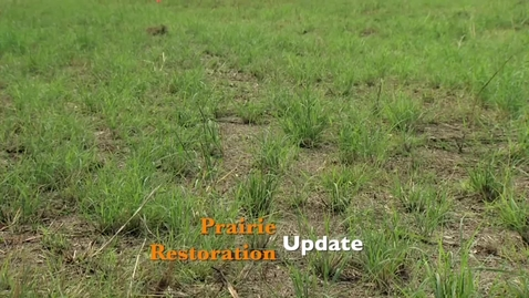 Thumbnail for entry The Botanic Garden at OSU: Prairie Restoration Update