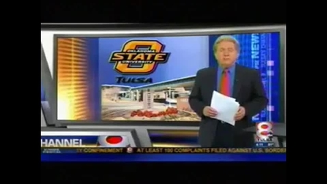 Thumbnail for entry IN THE NEWS:  OSU Tulsa Looks Ahead