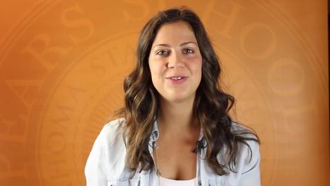 Thumbnail for entry Meet Jeana #IAmBuilding