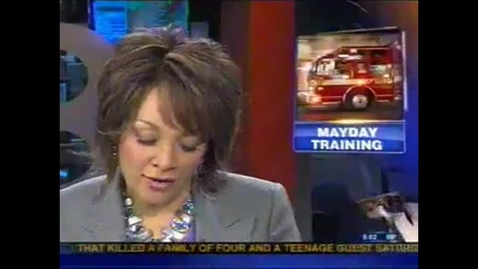Thumbnail for entry Firefighter Life Saving Training