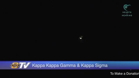 Thumbnail for entry 2016 Freshman Follies: Kappa Kappa Gamma & Kappa Sigma
