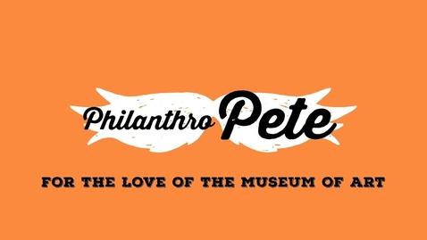Thumbnail for entry Philanthro Pete:  Oklahoma State University Museum of Art