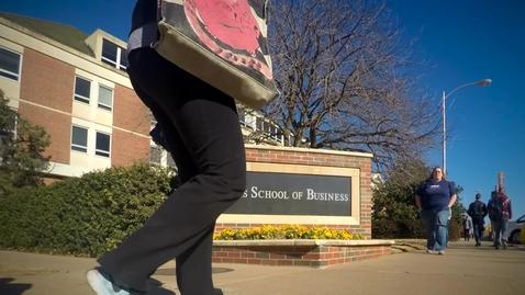 Thumbnail for entry Spears School of Business Student Spotlight - Shannon Chiarello