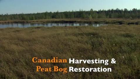 Thumbnail for entry Oklahoma Gardening: Canadian Peat Bog Harvesting & Restoration
