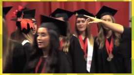 Thumbnail for entry Fall 2017 Commencement:  College of Human Sciences, College of Engineering, Architecture & Technology and the Spears School of Business