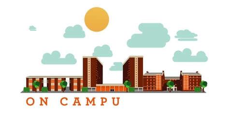 Thumbnail for entry On-Campus Living:  What is the Coolest Part About Living in a Deluxe Suite-Style Room?