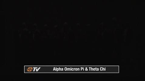 Thumbnail for entry Spring Sing 2017: Alpha Omicron Pi & Theta Chi