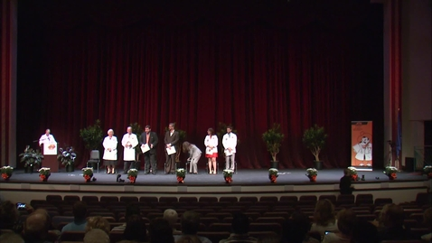 Thumbnail for entry REBROADCAST: 2016 OSU-CHS White Coat Ceremony