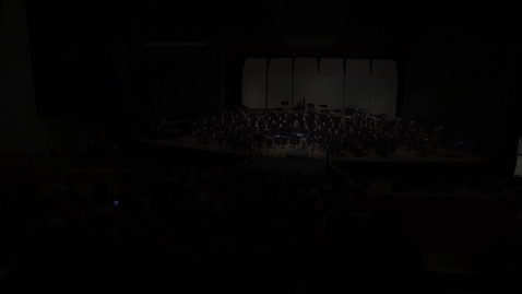 Thumbnail for entry May 2019 Concert Band Performance