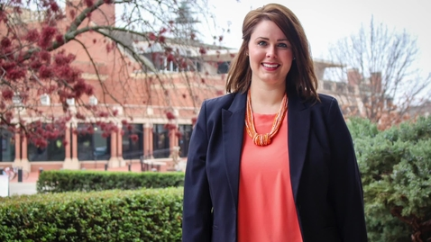 Thumbnail for entry Spears Business Staff Spotlight - Marissa McIntyre