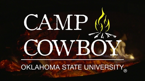 Thumbnail for entry CAMP COWBOY:  Preparing You to Become a Cowboy!