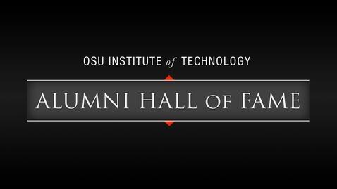 Thumbnail for entry Distinguished Alumni - John Biggs
