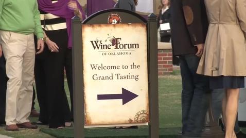 Thumbnail for entry Wine Forum of Oklahoma