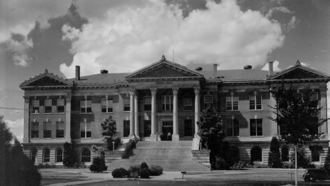 Thumbnail for entry Morrill Hall: The Building That Almost Never Was
