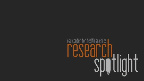 Thumbnail for entry OSU-CHS Research Spotlight: Detecting illicit drug and explosives labs