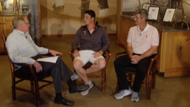 Thumbnail for entry Inside OSU With Burns Hargis:  OSU Cowboy Golf