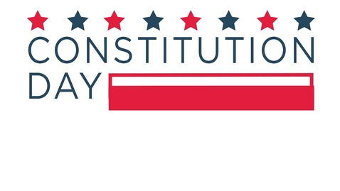 Thumbnail for entry Constitution Day