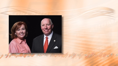Thumbnail for entry Anne and Michael Greenwood - 2016 OSU Hall of Fame