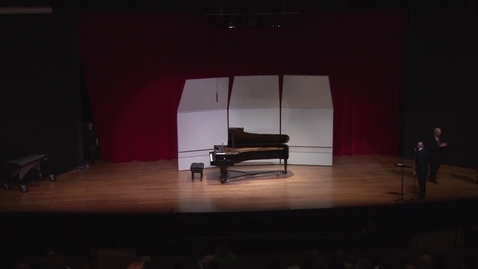 Thumbnail for entry First Lady of OSU Concert featuring Dr. Igor Karaca