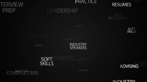 Thumbnail for entry Eastin Center for Career Readiness - Soft Skills