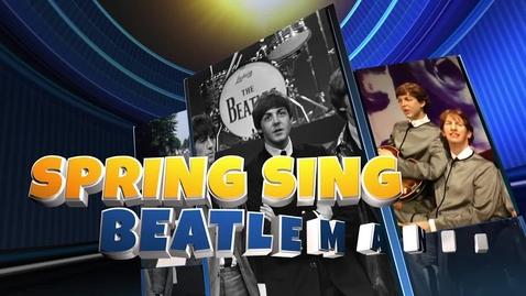 Thumbnail for entry 2015 Spring Sing: Pi Beta Phi and Alpha Gamma Rho
