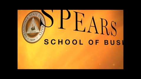 Thumbnail for entry Spears School Classics: Eastman and Urich Enter the Dean's Brain