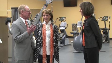 Thumbnail for entry Inside OSU:  Wellness Program