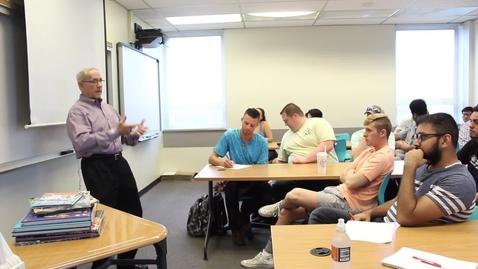 Thumbnail for entry Spears Business Alumni Spotlight - Randall White