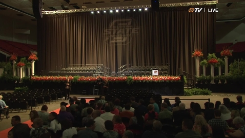 Thumbnail for entry Spring 2017 Commencement:  OSU Center for Health Sciences Morning Ceremony