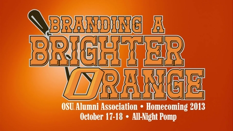 Thumbnail for entry Homecoming 2013: All-Night Pomp