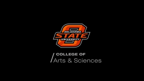 Thumbnail for entry College of Arts and Sciences