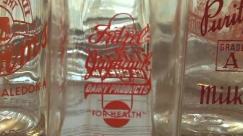 Thumbnail for entry FAPC:  Milk Bottle Memories