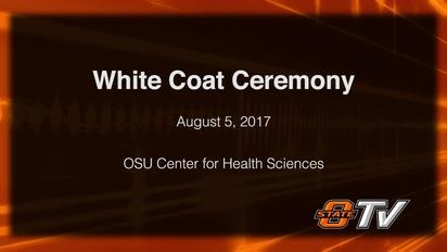 Academic Calendar Osu.Rebroadcast Osu Chs White Coat Ceremony Ostatetv Oklahoma State