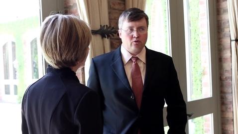 Thumbnail for entry Spears Business Alumni Spotlight - Matt Daniel