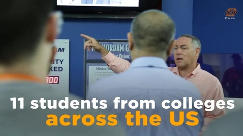 Thumbnail for entry OSU-Tulsa Materials Science Fellows Visit NORDAM