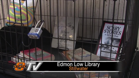 Thumbnail for entry Low Library Celebrates Banned Books Week