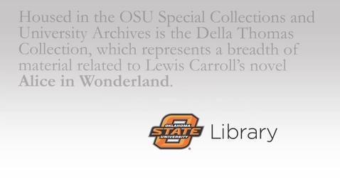 Thumbnail for entry Della Thomas Collection
