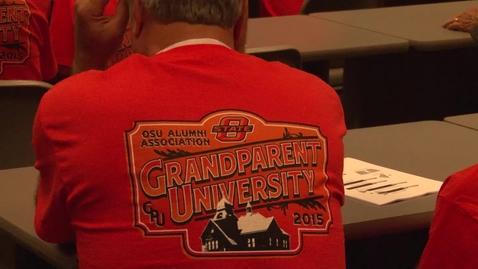 Thumbnail for entry 2015 Grandparent University