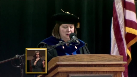Thumbnail for entry Spring 2013 Graduate College Commencement:  Doctoral Candidates
