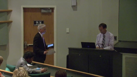 Thumbnail for entry CEAT Research Seminar Series - Dr. Ramsey