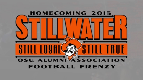 Thumbnail for entry Homecoming 2015: Football Frenzy