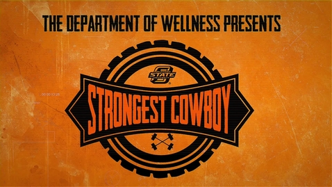 Thumbnail for entry Strongest Cowboy Promo