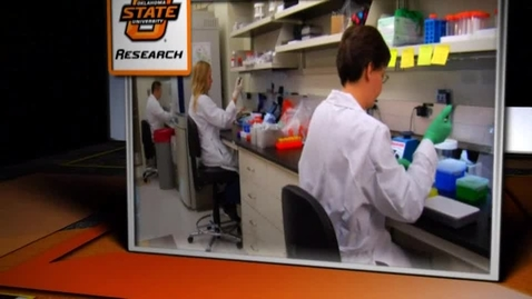Thumbnail for entry Dr. Good wins Regents Distinguished Research Award