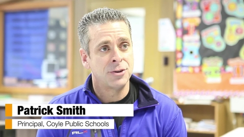 Thumbnail for entry Celebrating Teachers: Coyle Counselor Honored with Mentor Educator Award