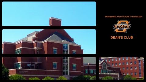 Thumbnail for entry Dean's Club Student Update - Jordan Burns