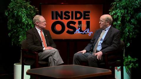 Thumbnail for entry Inside OSU:  Bill Hancock