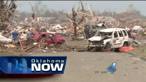 Thumbnail for entry IN THE NEWS:  OSU OKC Helps Get Tornado Victims New Trees