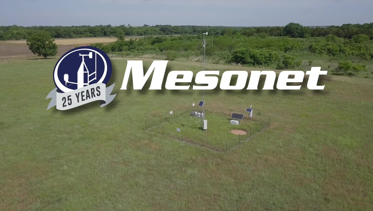 Dust to Floods: 25 years of the Oklahoma Mesonet